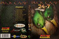 Duck Camp -vesilinnustus DVD