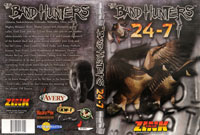 The Band Hunters -vesilinnustus DVD