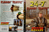 Runnin' Traffic -vesilinnustus DVD