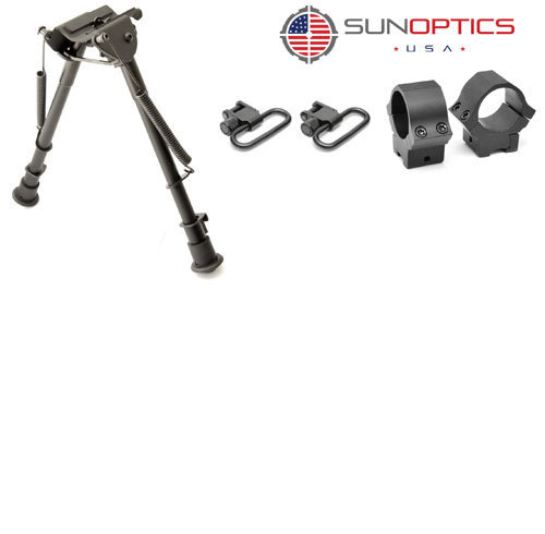 Sun Optics USA -asevarusteet